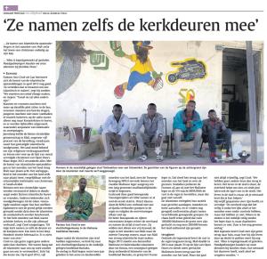 Nederlands Dagblad Mali